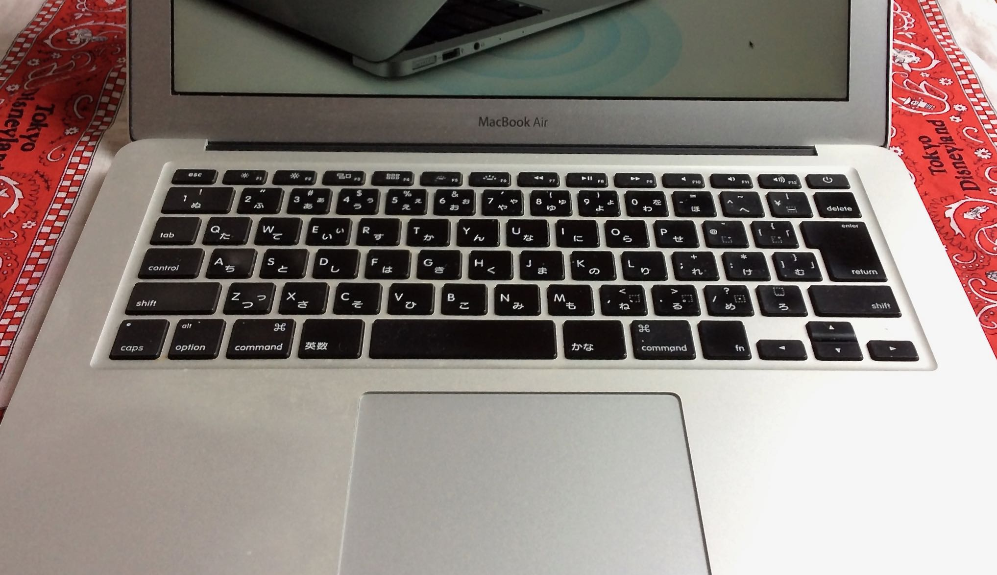 MacBook Airの写真
